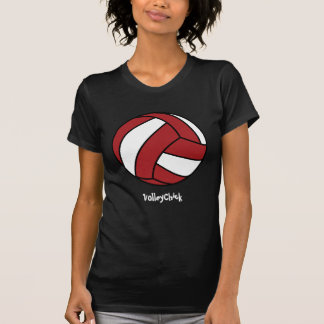 Volley Chick (customizable) T-shirts