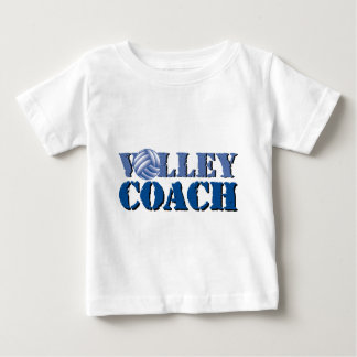 Volley Coach Baby T-Shirt