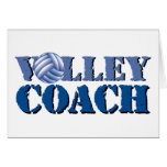 Volley Coach Cards