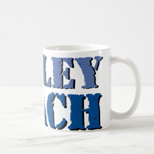 Volley Coach Coffee Mug