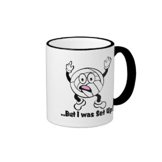 Volley Dude Coffee Mug