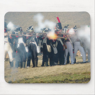Volley Fire - Mousepad