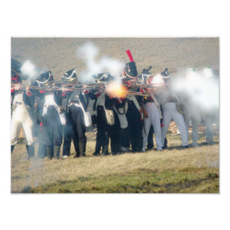 Volley Fire - Photo