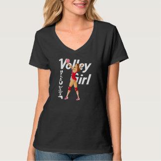 Volley Girl 05  Juliet Circus T-Shirt