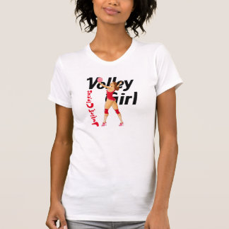Volley Girl 05  Juliet Circus Tee Shirt
