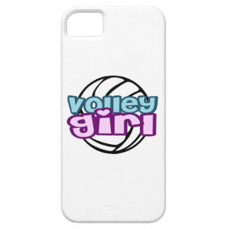 Volley Girl iPhone SE/5/5s Case