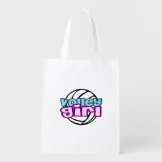 Volley Girl Market Tote
