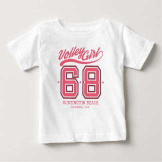 Volley Girl No. 68 Custom Infant T-shirt