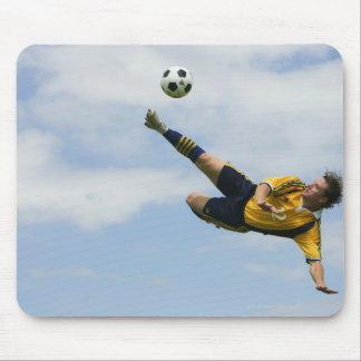 Volley kick 2 mouse pads