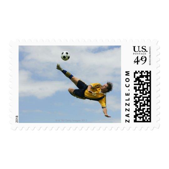 Volley kick 2 postage