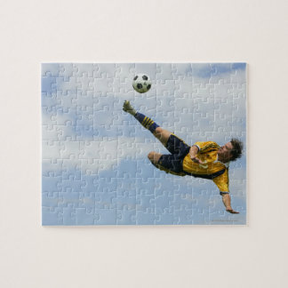 Volley kick 2 jigsaw puzzle