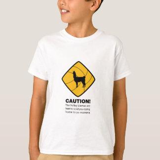 Volley Llama Swagger T-Shirt