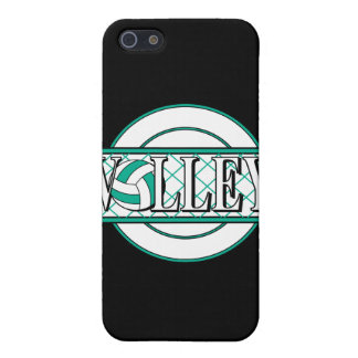 volley logo green iPhone 5 cover