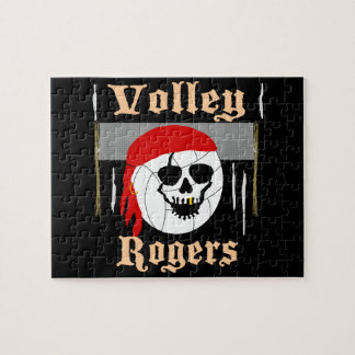 Volley Rogers [BlackwoodCastle] Jigsaw Puzzle