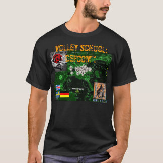 volley school tour to sweden / germany T-Shirt