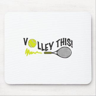 VOLLEY THIS MOUSE PAD
