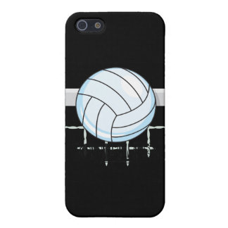 volley volleyball graphic and text cases for iPhone 5