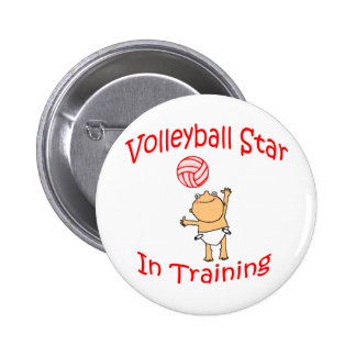 VolleyBaby de VolleyChick Pins