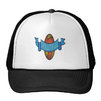 Volleyball 10 trucker hat