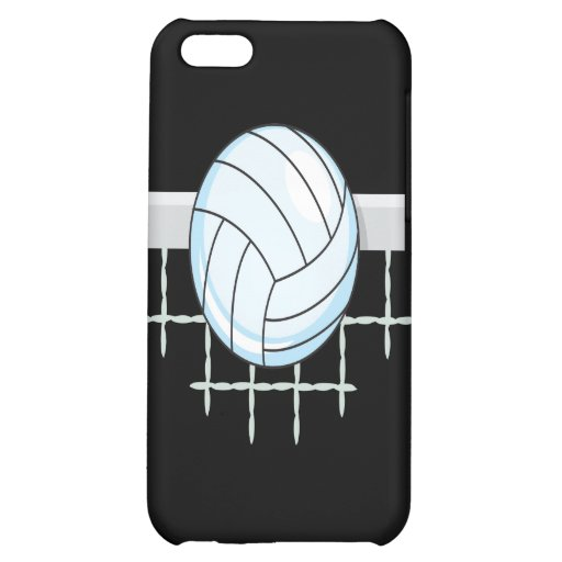Volleyball 11 cover for iPhone 5C