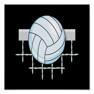 Volleyball 11 poster