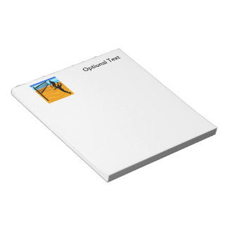 VOLLEYBALL 2015 TEMPLATES NOTEPAD