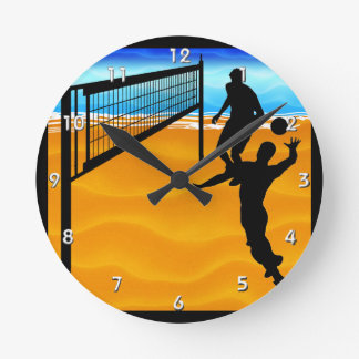VOLLEYBALL 2015 TEMPLATES ROUND CLOCK