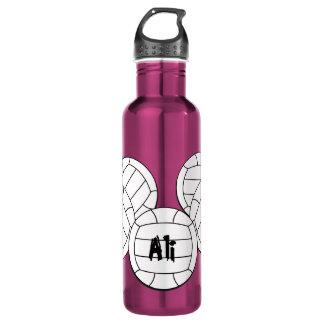 Volleyball 24oz Water Bottle