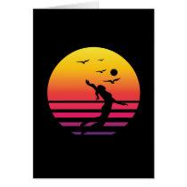 volleyball 2-01 retro sunset, #volleyball 2-01