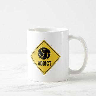 Volleyball 2 coffee mug