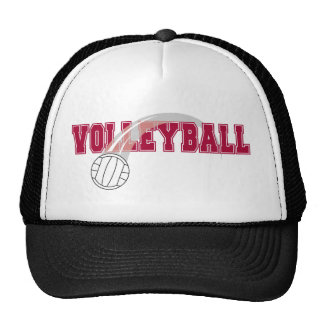 Volleyball 2 mesh hat