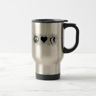 Volleyball 2 travel mug