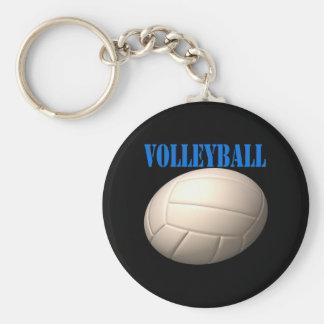 Volleyball 4 keychain