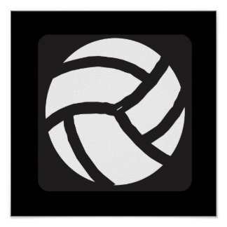 Volleyball 6 poster