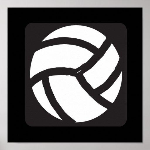 Volleyball 6 print