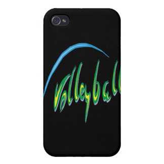 Volleyball 8 case for iPhone 4