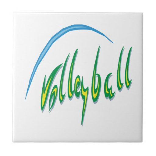 Volleyball 8 tile