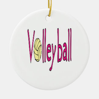 Volleyball 9 ornaments