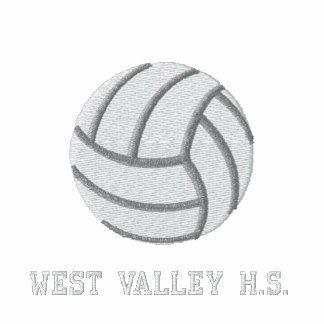 Volleyball - Add your school Hoodie