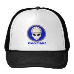 Volleyball Alien Trucker Hat