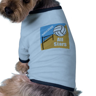 Volleyball All Stars Doggie T-shirt