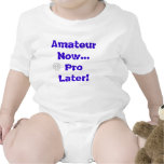 Volleyball - Amateur Now..Pro Later Tee Shirts
