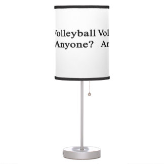Volleyball Anyone? Desk Lamps