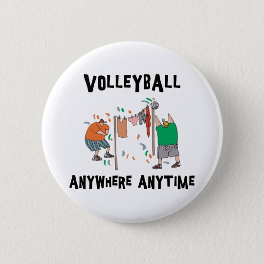 Volleyball AnyWhere Anytime Button