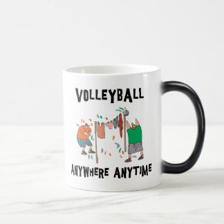 Volleyball AnyWhere Anytime Magic Mug