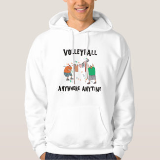 Volleyball AnyWhere Anytime T-Shirt