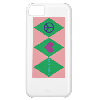 Volleyball Argyle iPhone 5C Cases