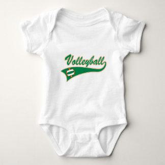 Volleyball Baby Bodysuit