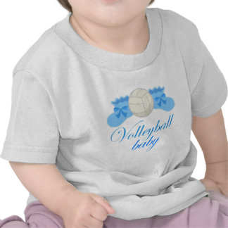 Volleyball Baby Shirts