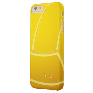 Volleyball Ball Barely There iPhone 6 Plus Case